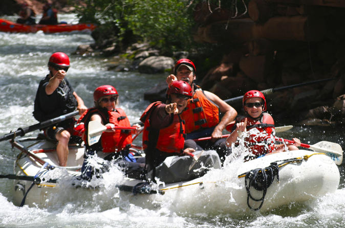 Telluride rafting on the san miguel river full day rafting in placerville 312264