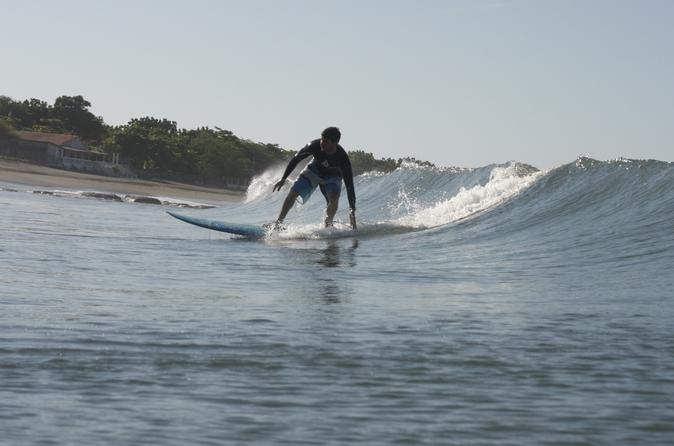 7 day tour learn to surf in nicaragua in le n 265717