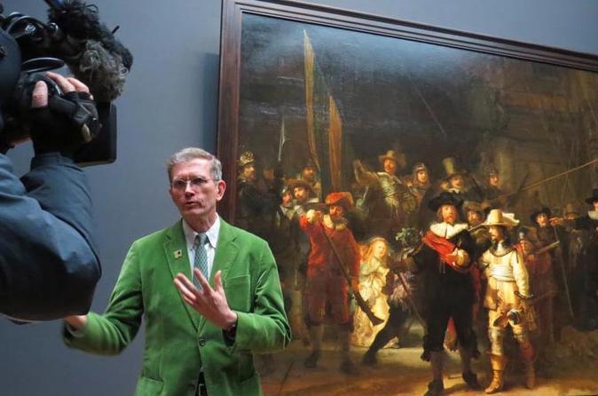 Rijksmuseum Private VIP Tour with Art Historian