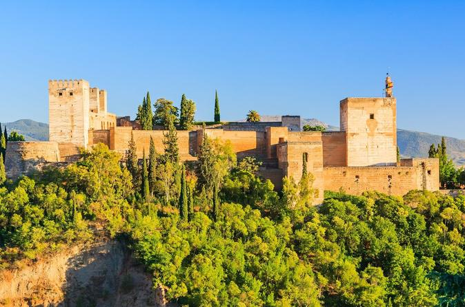 Acesso prioritário à Alhambra e aos Jardins Generalife em Granada