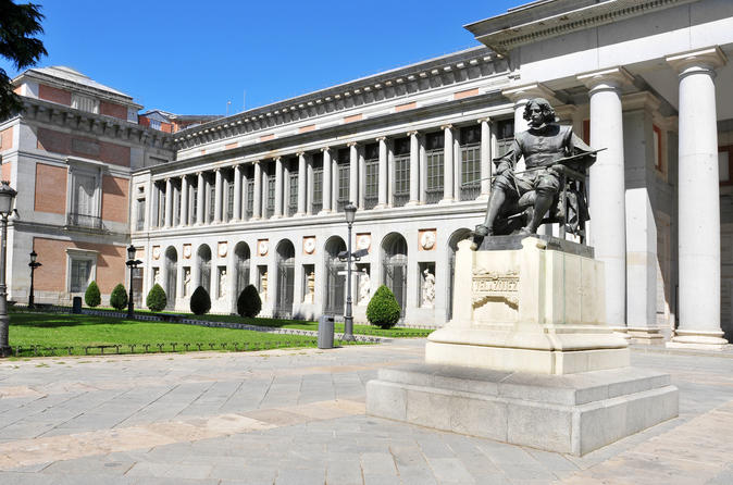 Fast Track Access to Prado Museum with professional guide