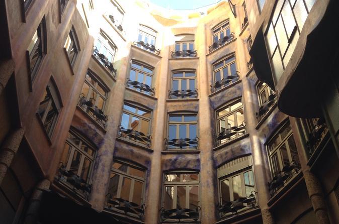 Gaudi's Masterpieces In Barcelona