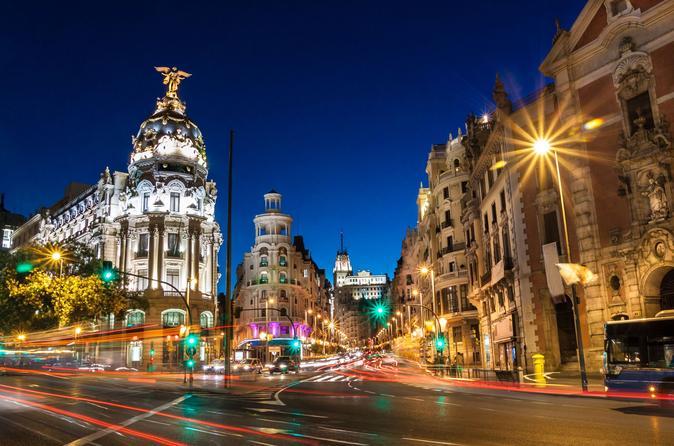Madrid Food, Wine & Nightlife
