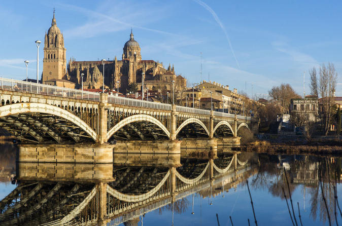 Madrid Super Saver: Madrid and El Escorial in One Day Tour Plus Avila and Salamanca Day Trip