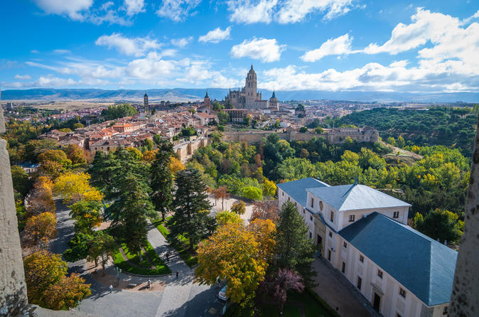 Madrid DayTrips & Excursions