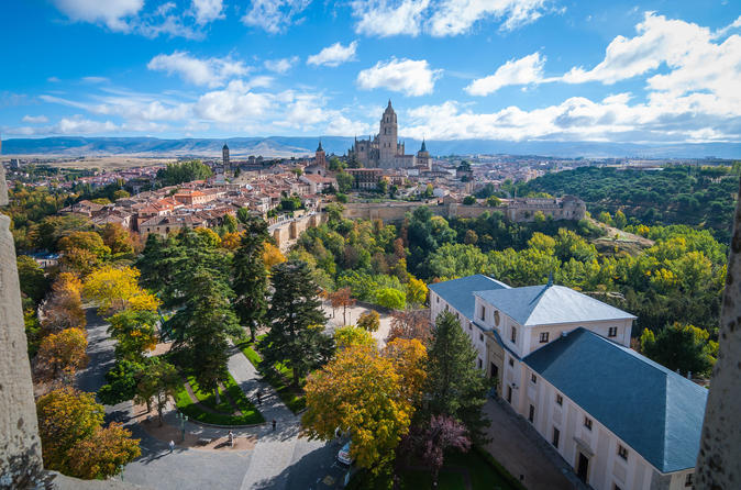 Segovia and La Granja Private Tour from Madrid
