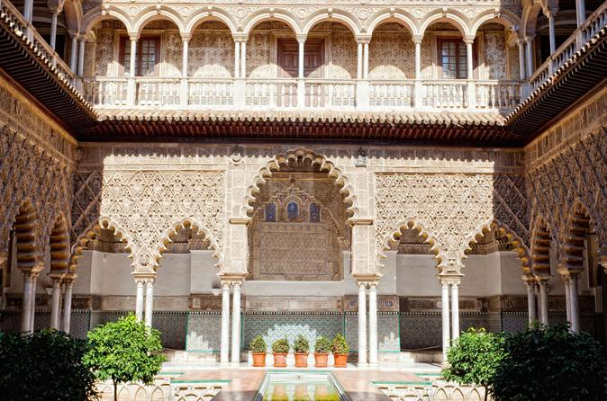 Viator Exclusive Tour: Alcazar of Seville Early Access with Cathedral Upgrade