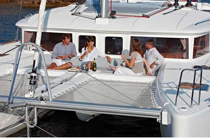 Santorini Sailing Semi Private Tour