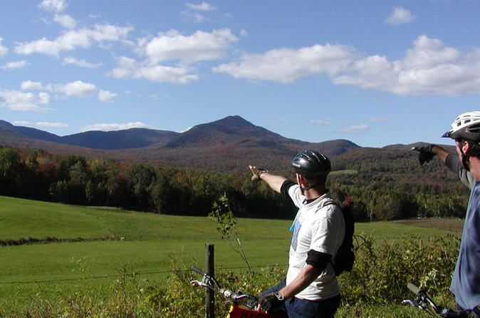 Stowe mountain biking and brewery tour in stowe 321223