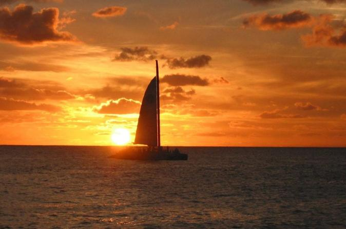 Romantic Sunset Sail in Curacao