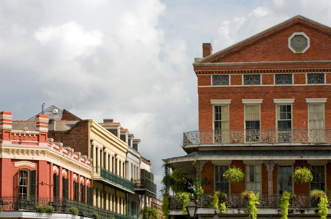 New orleans architectural and sightseeing small group tour in new orleans 116497