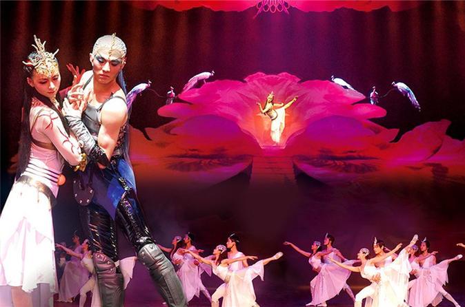 Beijing Evening Show: Peking Opera, Kungfu, Acrobatic Or Gold Mask Dynasty Show