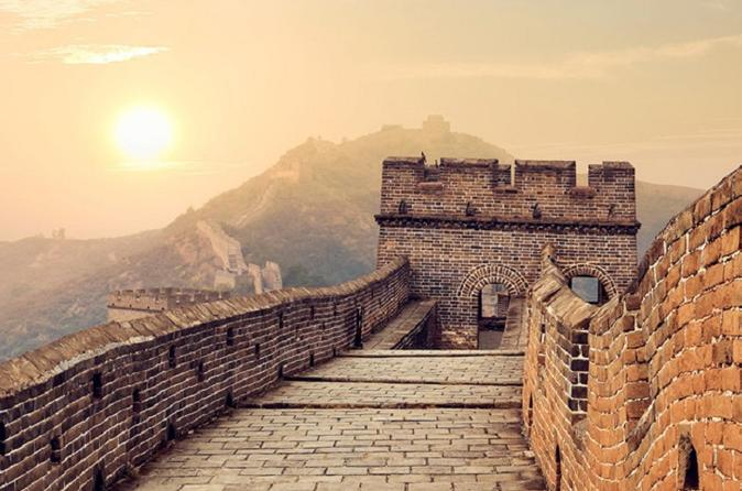 Great Wall of China and Olympic Stadium Small-Group Day Tour from Beijing