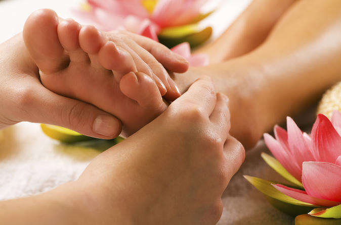 40-Minute Feet Massage - Athens