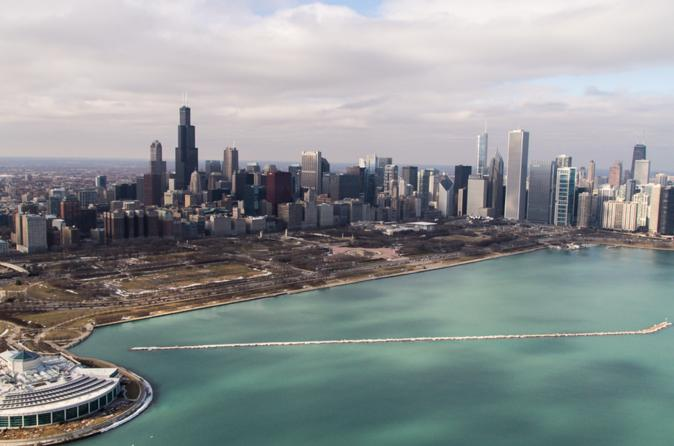 Chicago helicopter tour daytime experience in chicago 470844