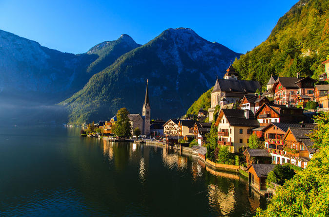 Day Trip from Cesky Krumlov to Hallstatt - Transportation only