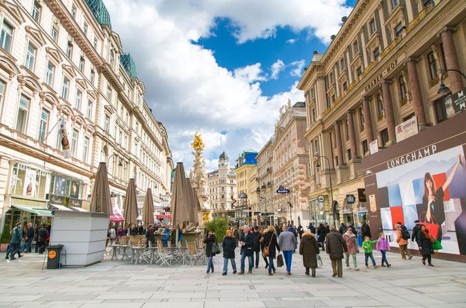 Day Trip from Cesky Krumlov to Vienna - Transportation only
