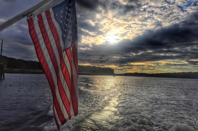 2 hour chesapeake sunset boat cruise in baltimore 310415