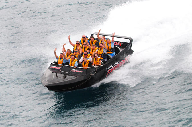 Thrilla in vila jet boat adventure in port vila 256358