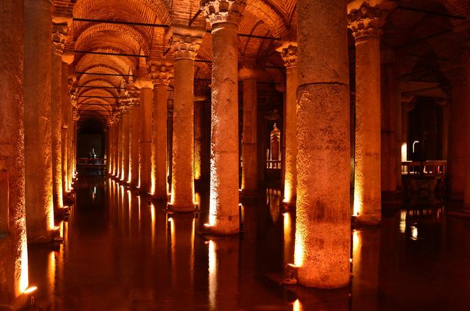 Top Sites Of Istanbul: Half Day or Full Day Private tour