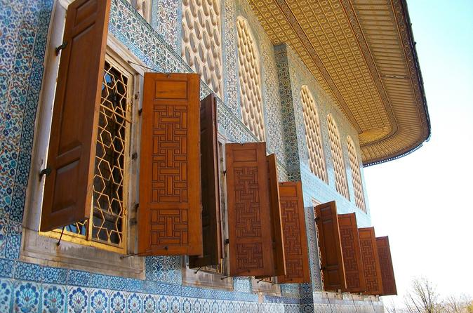 Top Sites Of Istanbul: Half Day Small-Group tour