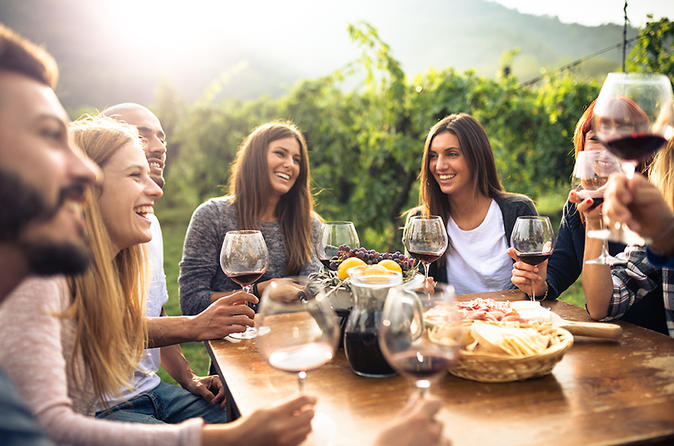 Sunday Funday Swan Valley Half Day Wine Tour from Perth