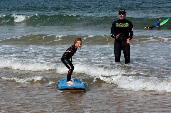Anglesea Surf Lessons on the Great Ocean Road