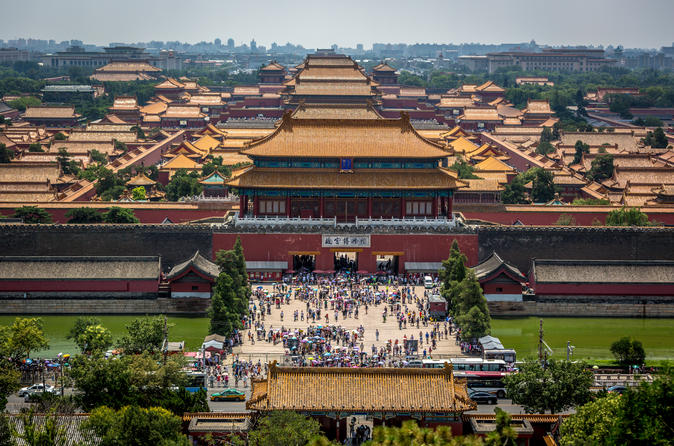 Beijing Imperial Landmarks Private Day Tour with Local Family Lunch