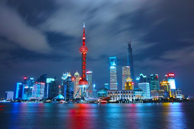 Shanghai One-Day Private Tour