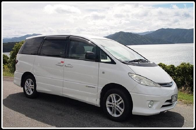 Chauffeur Tour Transfers from Blenheim or Picton - Top of The South  NZ