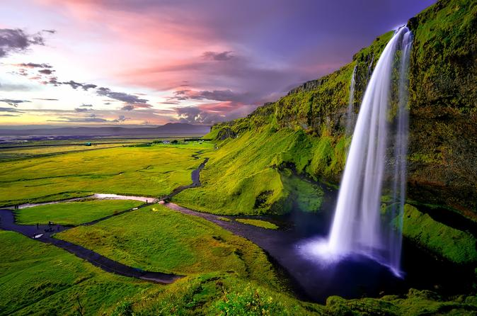 Golden Circle and South Coast Day Trip from Reykjavik by Minibus