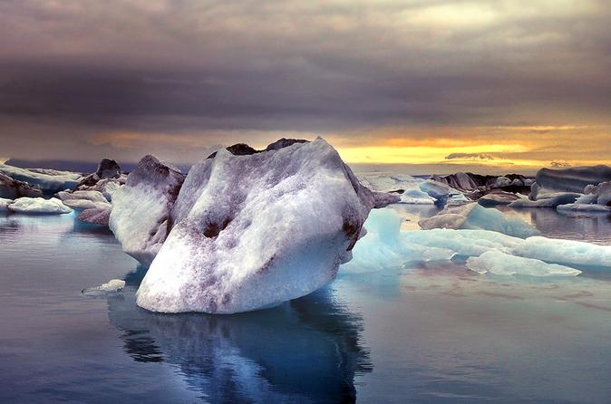 Guided glacier lagoon tour in reykjavik 526440