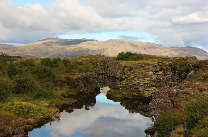 Small-Group Golden Circle Half-Day Trip From Reykjavik Including Faxi Waterfall And Hveragerdi