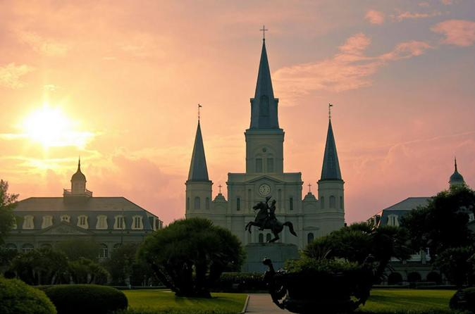 Great Miracles and Religion of New Orleans