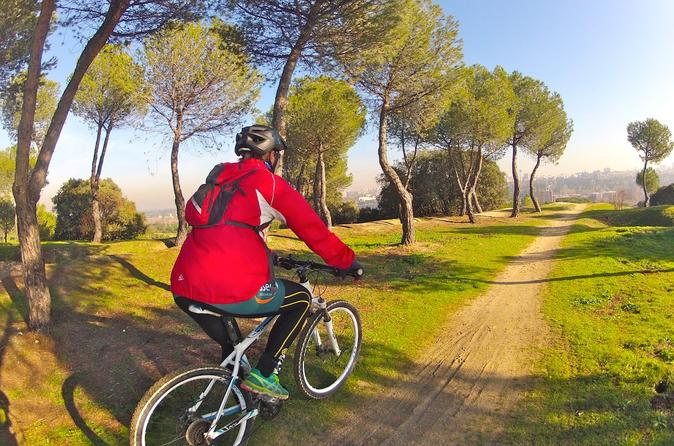 Madrid Mountain Biking - Small-Group