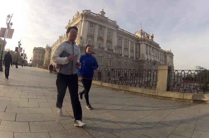 Madrid Running Tour - Small Group