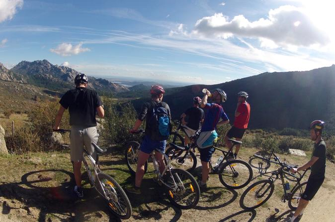 Mountain Bike Trip in Madrid - Private