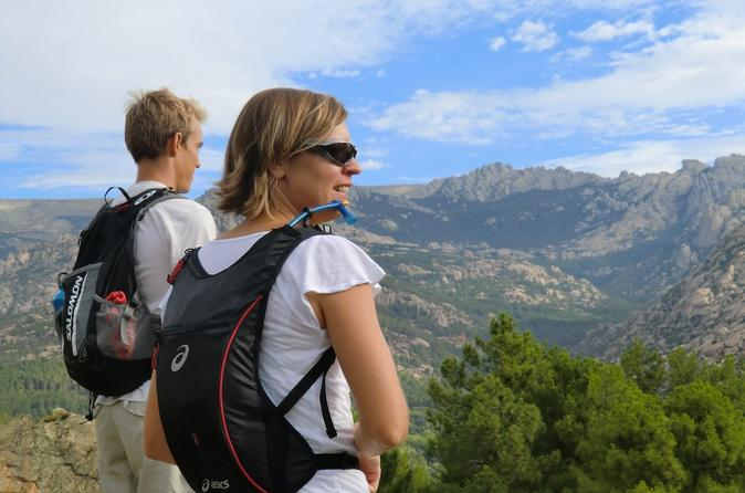 Moutain Hike in Madrid - Private (1-2 pax)