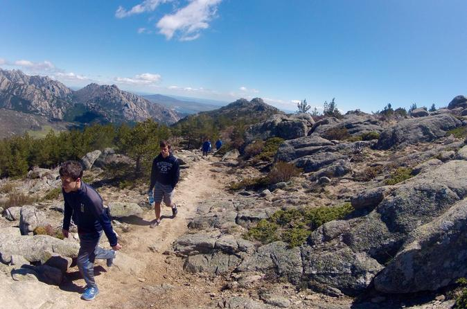 Take an hike in Madrid - Small Group