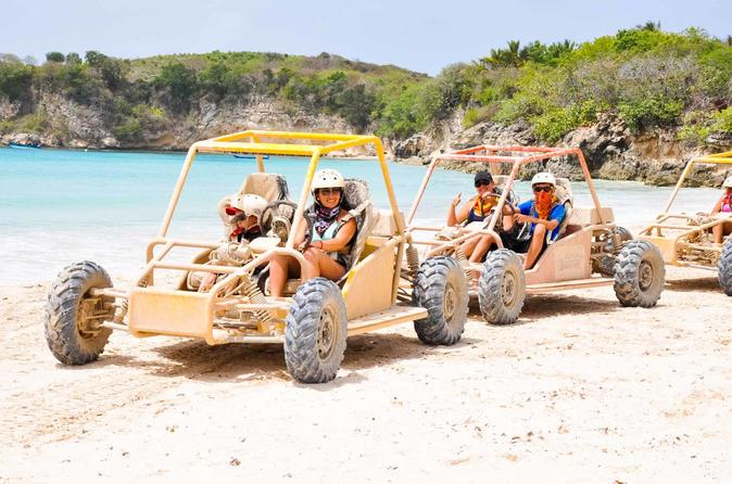 Buggies Extreme Half Day Adventure - Punta Cana