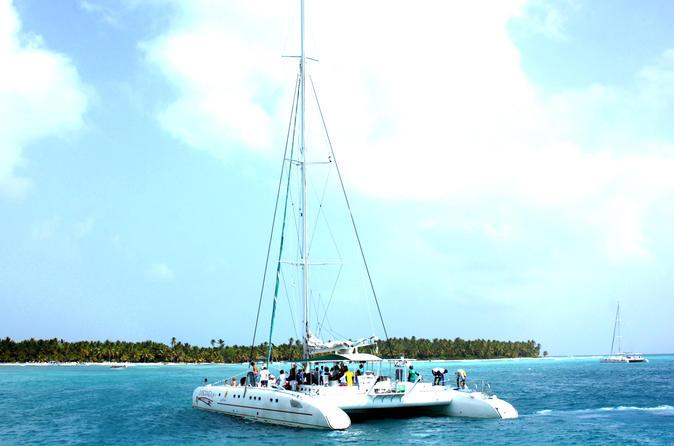 Saona Island Prestige Day Trip From Punta Cana