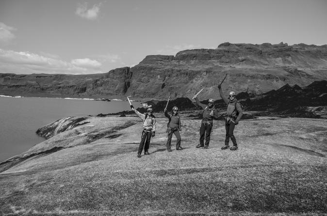 Glacier Hike from Reykjavík