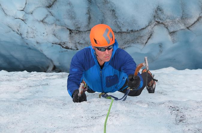 Ice Climbing and Glacier Hiking Day Trip from Reykjavik