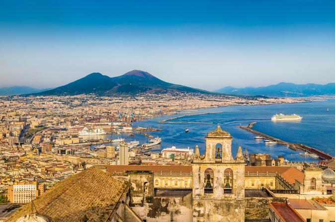 NAPLES Private Walking tour from the Cruise Port