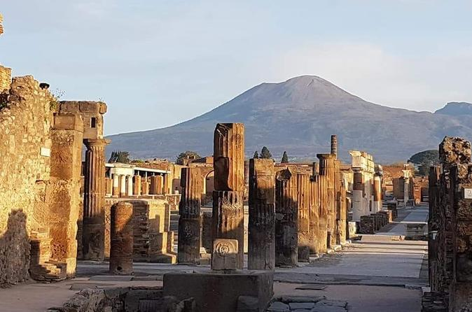 Pompeii, Sorrento and Positano shore excursion from Naples - Skip the line included