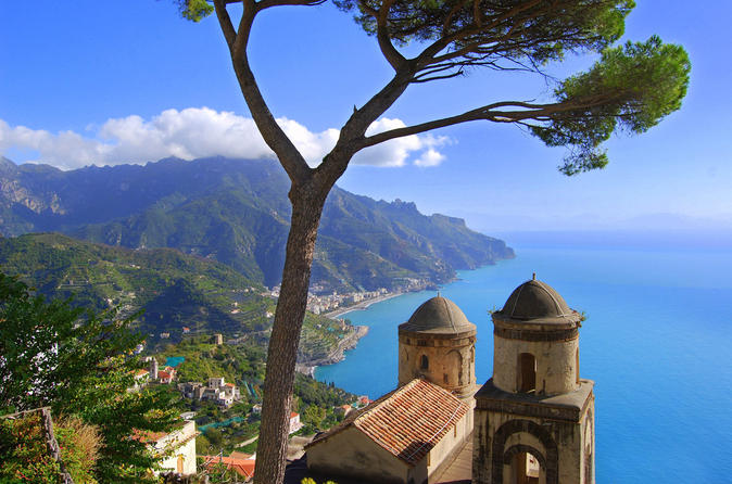Private tour pompeii amalfi and ravello day tour with cruise port or in naples 301404