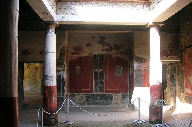 Stabiae, Oplontis, Antiquarium of Boscoreale private tour