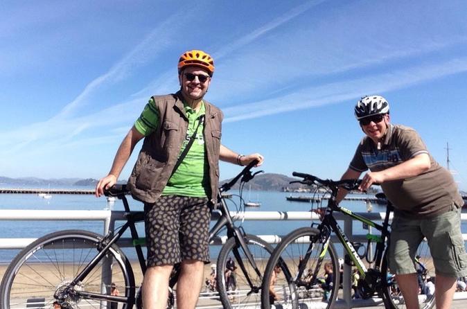 San Francisco Hybrid Bike Rental
