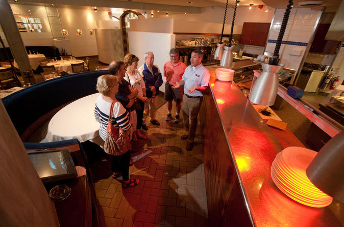 Chef's Kitchen Tour of Charleston