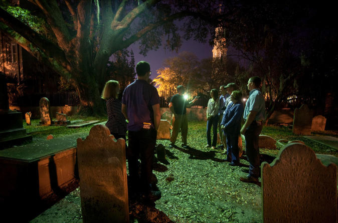 Ghost and graveyard tour in charleston in charleston 258624